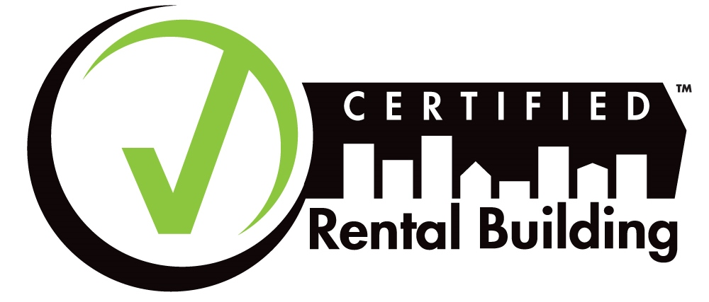 Certified Rental Building logo